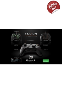Power A FUSION PRO Controller Xb1 4 Assignable Underside Buttons & Trigger Locks
