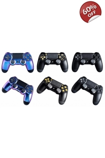 ModsRus 10,000 Mode Modded Controllers Ps4 Chameleon | Black | Gold | Standard