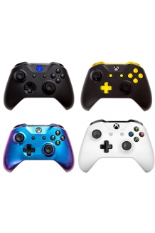 ModsRus 10,000 Mode Modded Controllers Xbox One|Black Out|Color Changing|Gold Out|White