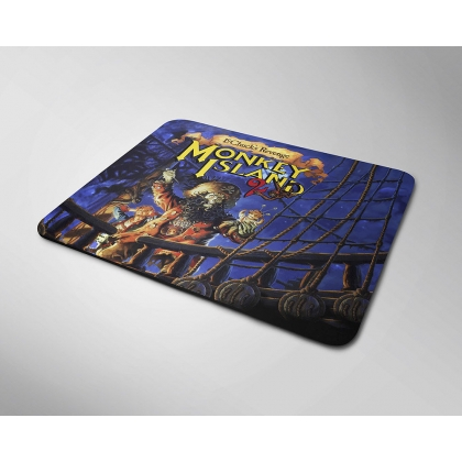 Monkey Island 2  mouse mat