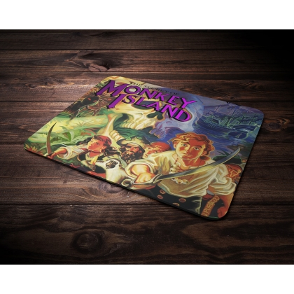 Monkey Island mouse mat