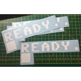 Ready Sticker