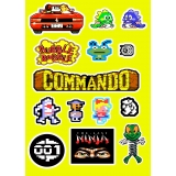 c64 sticker sheet