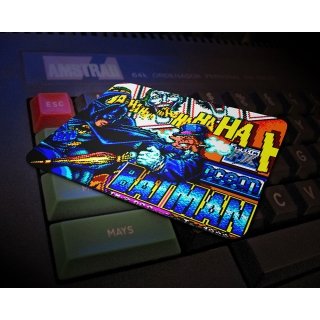batman mouse mat