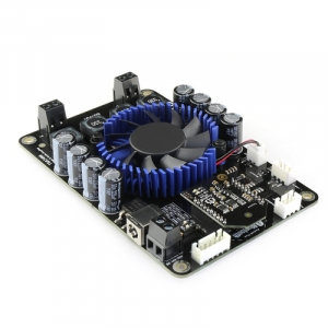 2 x 100W Class D Bluetooth Audio Amplifier Board - TSA7499