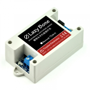 SmartPhone Controlled Switch - LazyBone V2 WiFi