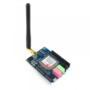 3G/GPRS/GSM Shield for Arduino with GPS - European version SIM5320E