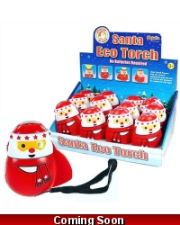 12 x Santa Eco Torches