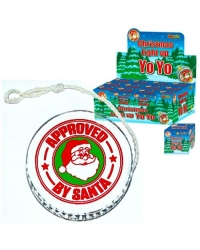 Image of 36 x Light Up Christmas Yoyo's