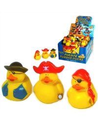 Image of 48 x Pirate Rubber Ducks