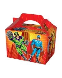 50 x Super Hero Food Boxes
