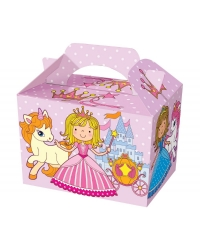 Image of 50 x Cartoon Princess Food Boxes