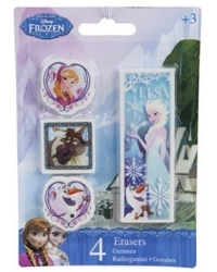 Image of 24 x Frozen Eraser Sets