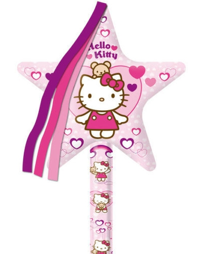 12 x Hello Kitty Inflatable Star Wands