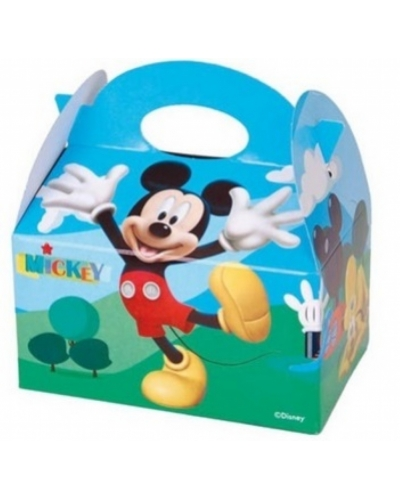 24 x Mickey Mouse Food Boxes