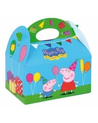 Image of 24 x Peppa Pig Party Food Boxes
