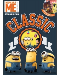 Image of 12 x Minions Sticker Pads