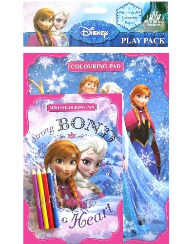 12 x Frozen Play Packs
