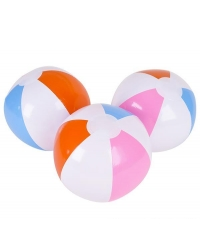 12 x Inflatable Beach Balls 36cm