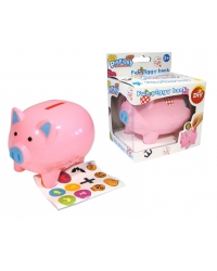 Image of 12 x Decorate Your Own Piggy Banks