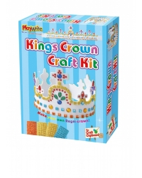 Image of Wrapped Grotto Toys - Make Your Own Kings Crown x 6