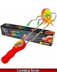 Image of Wrapped Grotto Toys - Light Up Rail Twister x 12