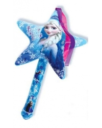 Image of 12 x Disney Frozen Inflatable Star Wands