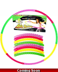 Image of Wrapped Grotto Toys - Hula Hoop Set  x 12