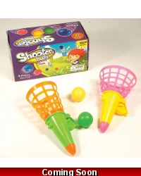 Image of Wrapped Grotto Toys - Twin Catch A Ball Games  x 12