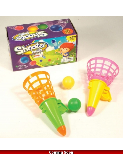 Wrapped Grotto Toys - Twin Catch A Ball Games  x 12