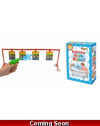 Image of Wrapped Grotto Toys - Bath Duck Shoot Games  x 6