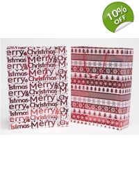 Image of 12 x Large Christmas Gift Bags