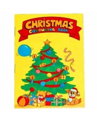 Image of 36 x Christmas A6 Colouring Books