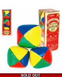 Image of Wrapped Grotto Toys - Professional Juggling Balls x 12