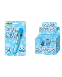 24 x Tubes Of Christmas Magic Snow