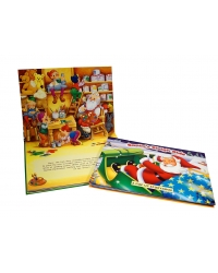 Image of 12 x Christmas Pop Up Books
