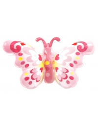 Image of 12 x Inflatable Butterfly Wristbands