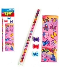 Image of 72 x Butterfly Sticker/Stationery Sets