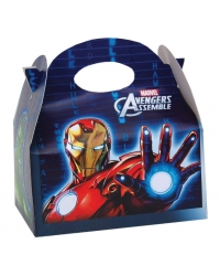 24 x Marvel Avengers Food Boxes