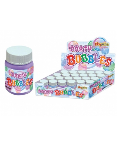 24 x Party Bubble Tubs 25ml