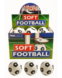 Image of 12 x Soft Mini Footballs 9cm