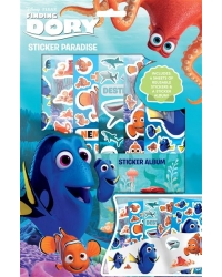 Image of 12 x Finding Dory Sticker Paradise Sets