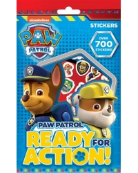 Image of 12 x Paw Patrol 700 Stickers