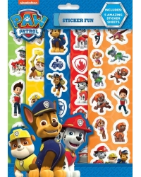 Image of 12 x Paw Patrol Sticker Fun