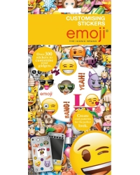 Image of 12 x Emoji Customising Sticker Sets