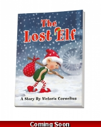 Image of Wrapped Grotto Toys - The Lost Elf Book x 12