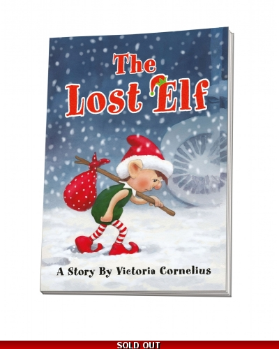 12 x The Lost Elf Christmas Books