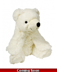 Image of 6 x Plush 'Blizzard' The Polar Bear 28cm