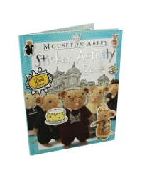 Image of Wrapped Grotto Toys - Mouseton Abbey Sticker Books x 10