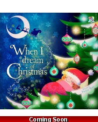 Image of Wrapped Grotto Toys - When I Dream Of Christmas Books x8